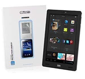 "Cover-Up Kobo Arc 7"" eReader Tablet Anti-Glare Matte Screen Protector from Electronic-Readers.com"