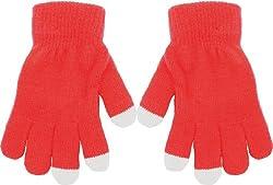 True Gear Touch Gloves (red)