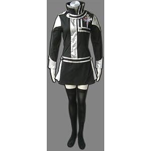 CTMWEB D.Gray Man Cosplay Lenalee Lee Exorcist 1st Ver Uniform X-Small