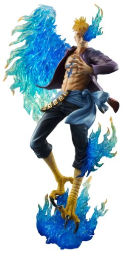 Megahouse One Piece Portrait of Pirates: Marco The Phoenix Excellent Model MAS PVC Figure (Phoenix Models compare prices)