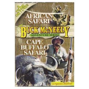 The Buck McNeely Adventure Series - African Safari/Cape Buffalo Safari movie
