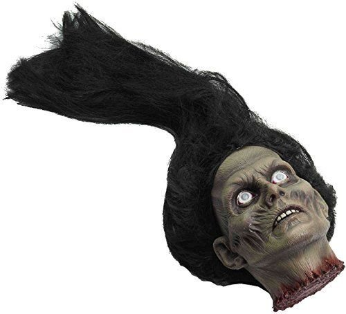 [Prop - Female Zombie Head] (Blow Up Costumes Party City)