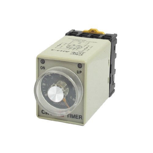 water-wood-ac-110v-0-6-second-8p-screw-resistive-load-delay-timer-time-relay-w-base