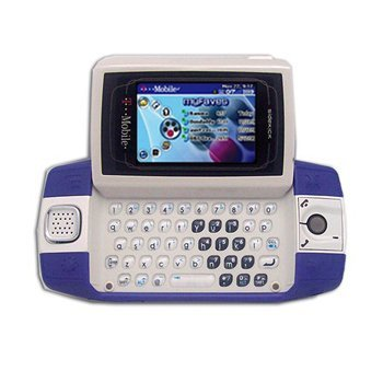 T-Mobile Sidekick iD Phone- Purple