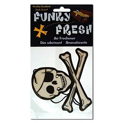 Pirate Air Freshener for your Car