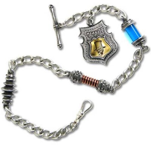 Alchemy Empire: Steampunk Rosenstein's Scrap Yard Wallet Chain