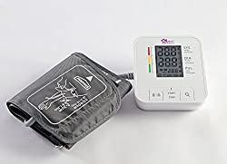 MCP Digital Blood Pressure Monitor and Pulse Monitor Upper Arm BP 109