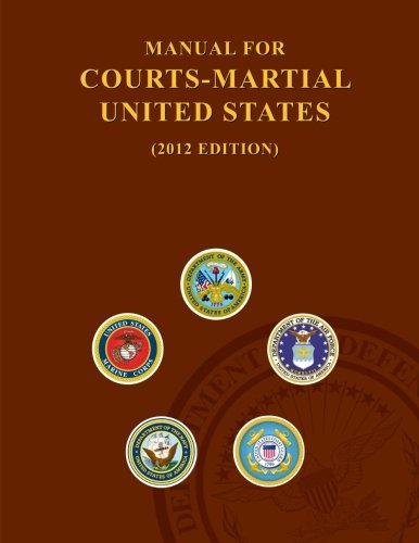 Manual For Courts Martial 2012 Volume 2