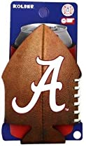 ALABAMA CRIMSON TIDE CAN COOLIE KOOZIE COOZIE COOLER 'A