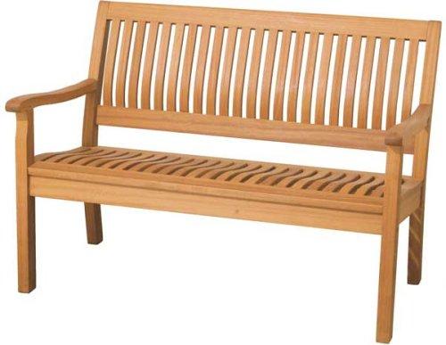 Arboria 880.33661 Idlewild Outdoor Wood 4 Foot Serenity Garden Bench