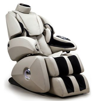 Osaki OS-7075C ZERO GRAVITY Massage Chair - Beige (Cream)