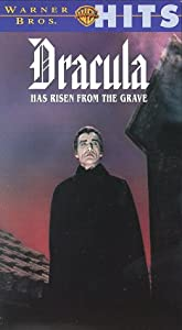 Dracula Has Risen from the Grave [VHS]