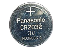 500 x CR2032 Panasonic 3 Volt Lithium Coin Cell Batteries
