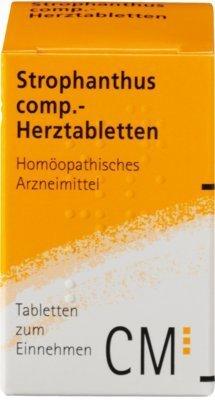 strophanthus comp.herztabletten 250 St by Biologische Heilmittel Heel GmbH