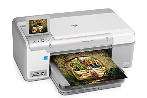 HP Photosmart D7560 Printer (Direct Cd Printer compare prices)