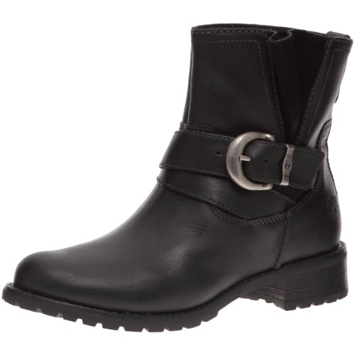 Timberland Women's Bethel Ankle Boot Black Ankle