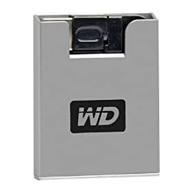 Western Digital WDXMM60WPN Passport Pocket 6 GB USB Portable Hard Drive