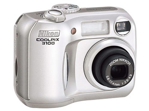 Review Nikon Coolpix 3100 3MP Digital Camera w/ 3x Optical Zoom