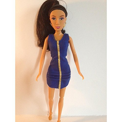 Ariana Everyday Fashion Dolls - Turquoise
