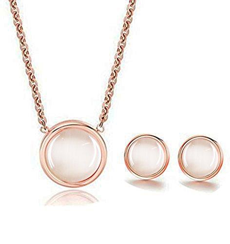 findout-collier-pendentif-en-or-rose-14k-plaque-or-titane-acier-opal-bean-boucles-doreilles-pour-fem