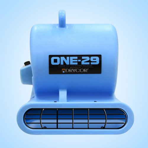 ONE-29 Air mover Carpet dryer 3-Speed 2.9 AMPS