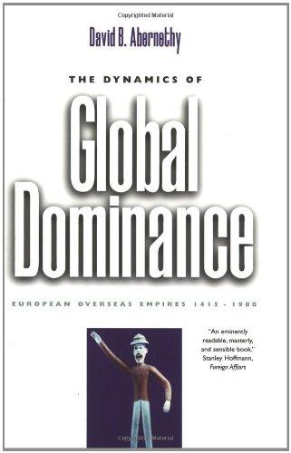 The Dynamics of Global Dominance: European Overseas...