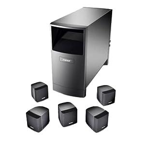 Bose Acoustimass 6 Home Entertainment Speaker System - Black
