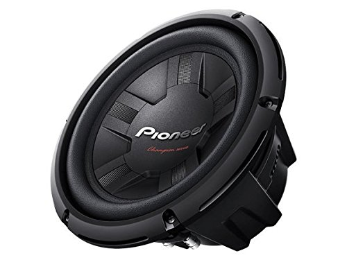 Pioneer TSW261S4 10-Inch Champion/SINGL 4OHM/1200W/4 Equalizer (Pioneer Subwoofer Champion compare prices)