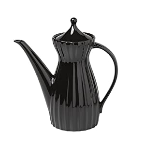 Sasaki Dynasty Black Coffee Pot