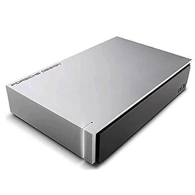LaCie Porsche Design P'9233 8TB USB 3.0 Desktop Hard Drive for Mac 9000604
