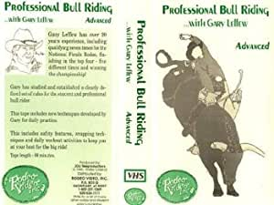 Proffesional Bull Riding with Gary Leffew, Advanced - DVD