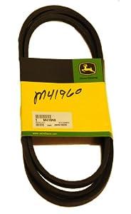 John Deere Original Equipment V-Belt #M41960 by John Deere