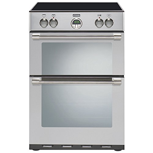 Stoves STERLING 600MFTI S\/STEEL 600mm Electric Cooker Induction Hob Multi Function S\/S