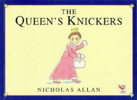 Image result for queens knickers book