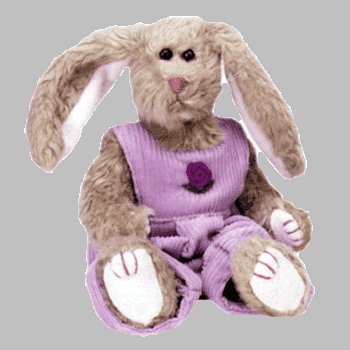 TY Attic Treasure - IRIS the Bunny
