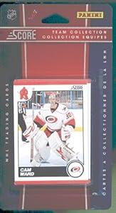 2010 /11 Score Hockey Cards Team Set - Washington Capitals- 15 Cards Including Alex Ovechkin, Semyon Varlamov, Michael Neuvirth and more!