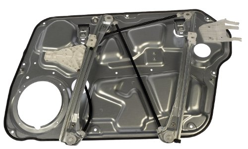 Dorman 749-320 Front Driver Side Replacement Power Window Regulator for Hyundai Sonata