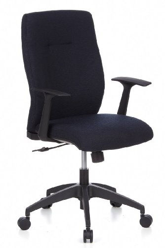 HJH Office Focus 30 HD 657332 Director's Office Chair Blue