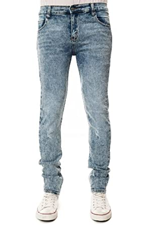 Cheap Monday Men's Tight Jeans 28W x 34L Skin Used Wash
