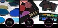 Z Palette Regular Makeup Palette, Black