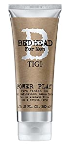 TIGI Bed Head for Men Power Play Firm Finish Gel - 200 ml