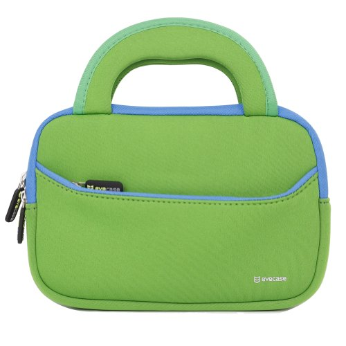 Lowest Price! Evecase® 7 ~ 8 inch Tablet Ultra-Portable Neoprene Zipper Carrying Sleeve Case Bag wi...