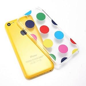 Amazon.com: Etui Le Bon (tm) case for iPhone 5C. Crystal ...