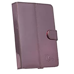Jo Jo G10 Mirror Flip Flap Case Cover Pouch Carry For Celkon Ct 2 Light Pink