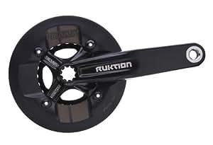 Truvativ Ruktion 2.0RG 170 G-3222 Crankset with Bottom Bracket (Black)