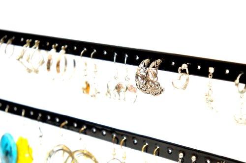 Treillis de rangement bijoux pour accrocher boucles d - Rangement boucles d oreilles ...