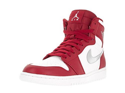 nike-jordan-mens-air-jordan-1-retro-high-gym-red-metallic-silver-white-basketball-shoe-95-men-us