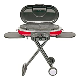 Coleman 9949-750 Road Trip Grill, Red