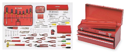 Proto - J99101 - SAE Master Tool Set, Number of Pieces: 131, Primary Application: General Purpose (Proto Master Set compare prices)