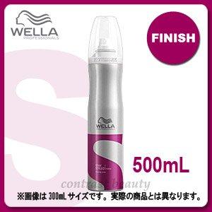 ウエラ FINISH ステイスタイルド スプレー500ml ウエラ プロフェッショナルスタイリング